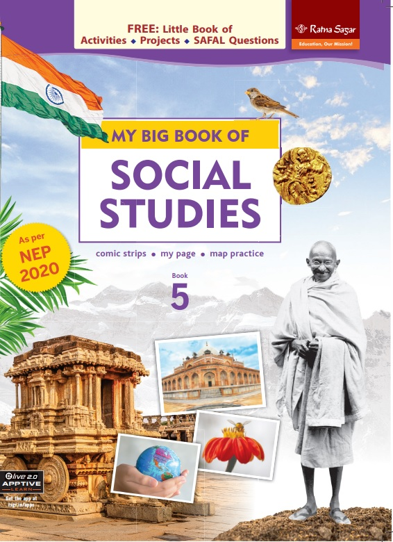 My Big Book Of Social Studies