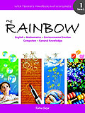 Rainbow (LKG,UKG, 1 to 5) Term series